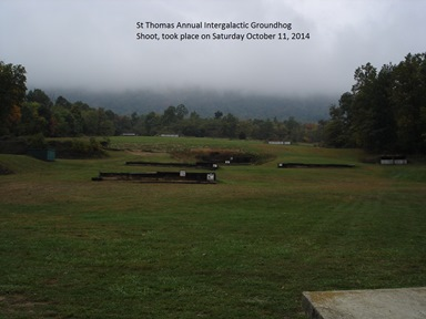 St.Thomas Annual Intergalactic Groundhog Shoot, took place on Saturday October 11, 2014